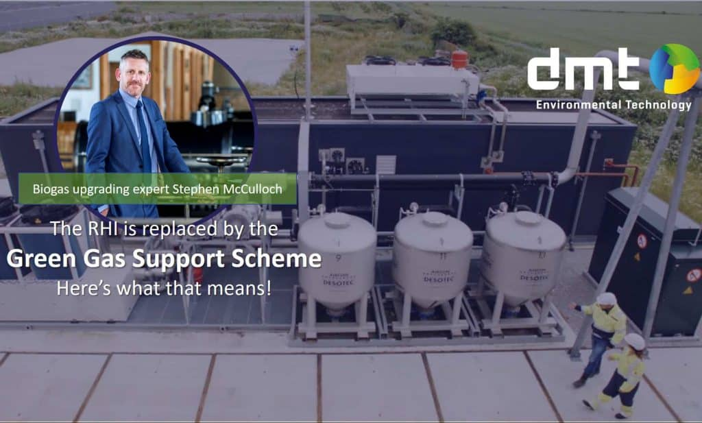DMT_Green gas support scheme